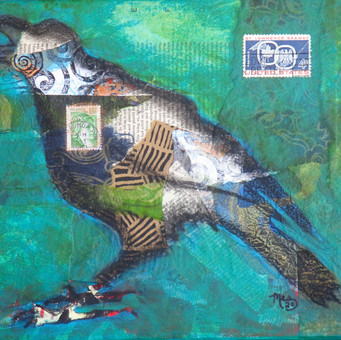 Blue Raven (series)