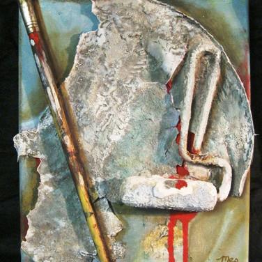 Paint Bleed