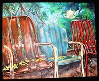 The Blue Chair 20X24 2008.jpg
