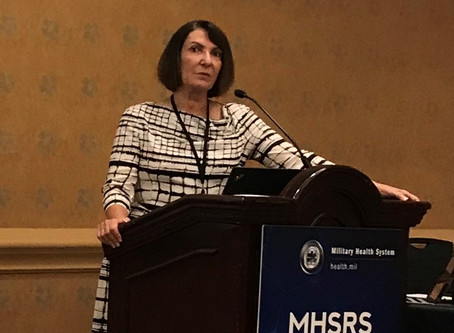 Research Results Presented at Military Health System Research Symposium