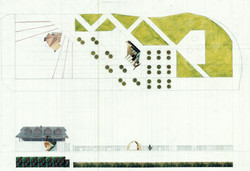 site drawing scan