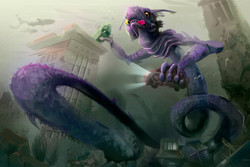 Saint Louis Sea Monster