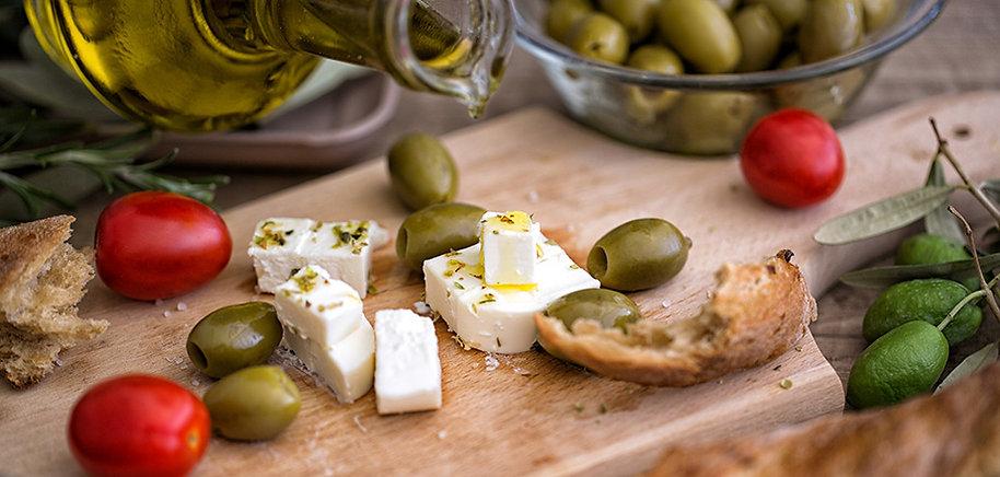 olive oil food
