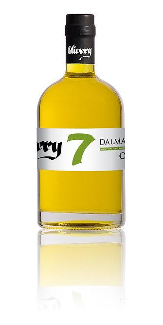 Olivery no.7 Dalmaticus Robusto olívolaj 500 ml