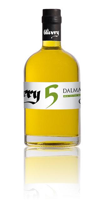 Olivery no.5 Dalmaticus Naturalis olívaolaj 500 ml