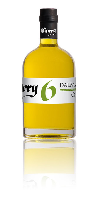 Olivery no.6 Dalmaticus Puro Olive Oil 500 ml
