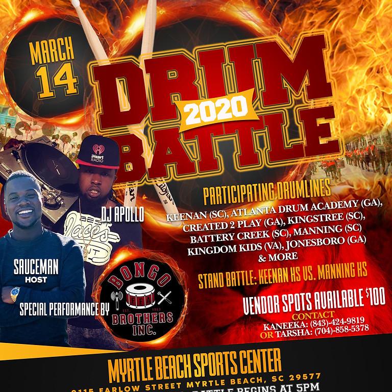 Drum Battle 2020