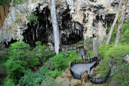 Jewel Cave Entrance