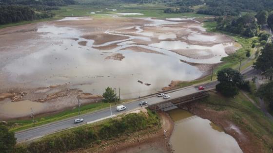 Paraná registra estiagem mais severa dos últimos anos