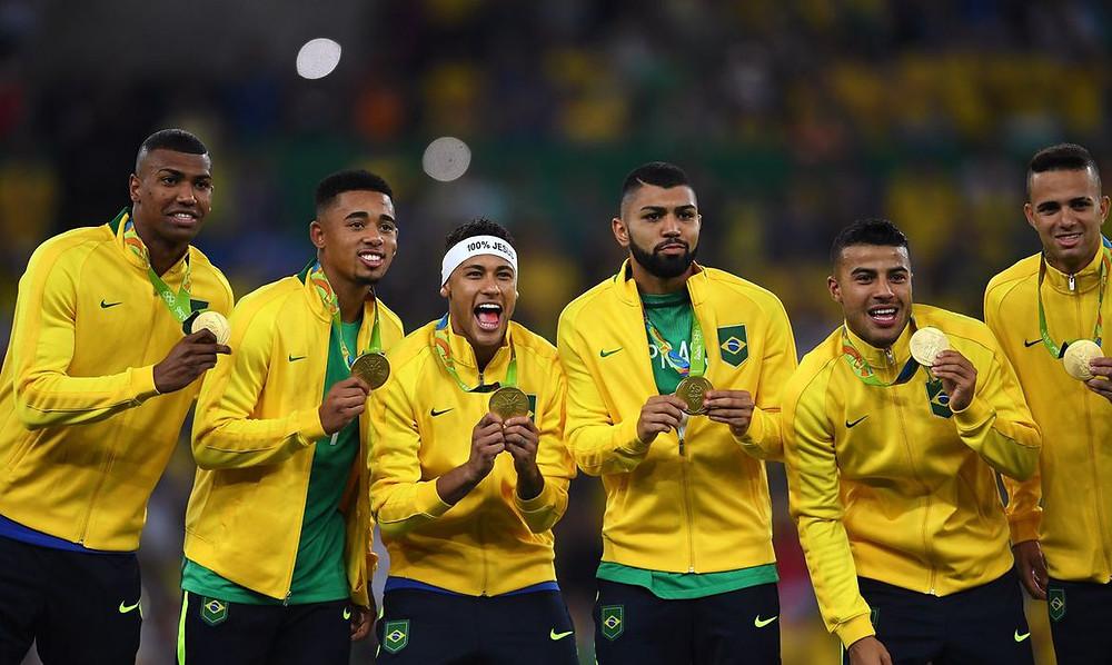 COI altera limite de Idade no futebol olímpico