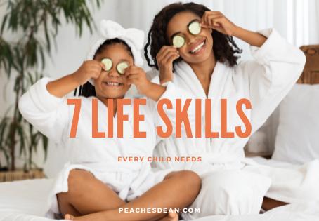 7 Life Skills Every Child Needs