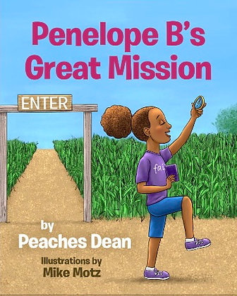 Penelope B.'s Great Mission