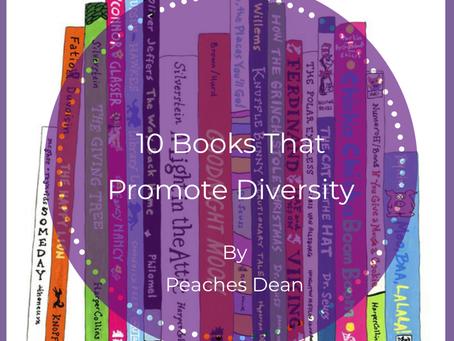 10 Books That Promote Diversity