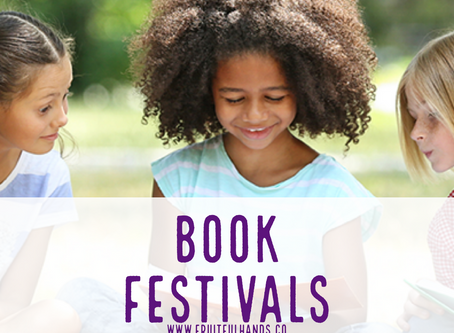 10 Book Festivals You Don't Want to Miss