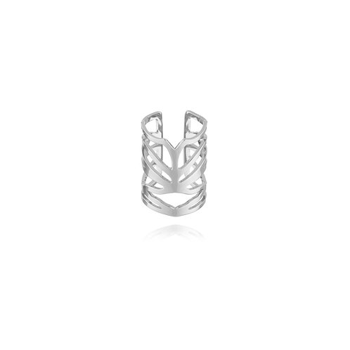 Nausznica Farrea II srebrna