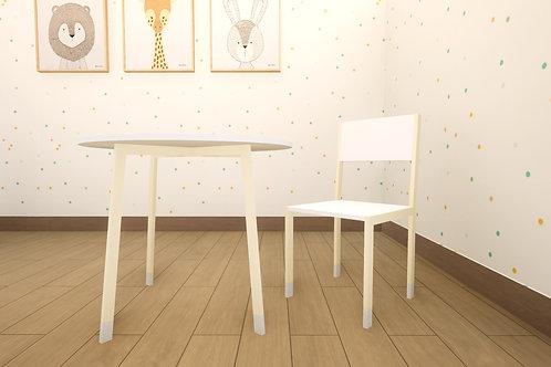 Set sillas y mesa