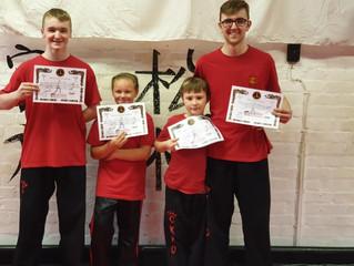 CMAA Kick-Jitsu Master Class