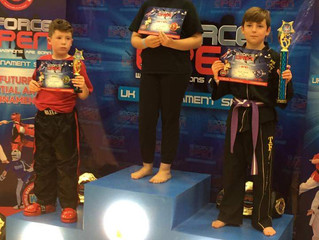 G Force Final Results