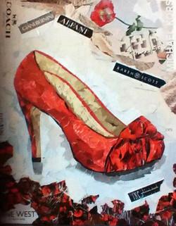 Red Shoe Fetish