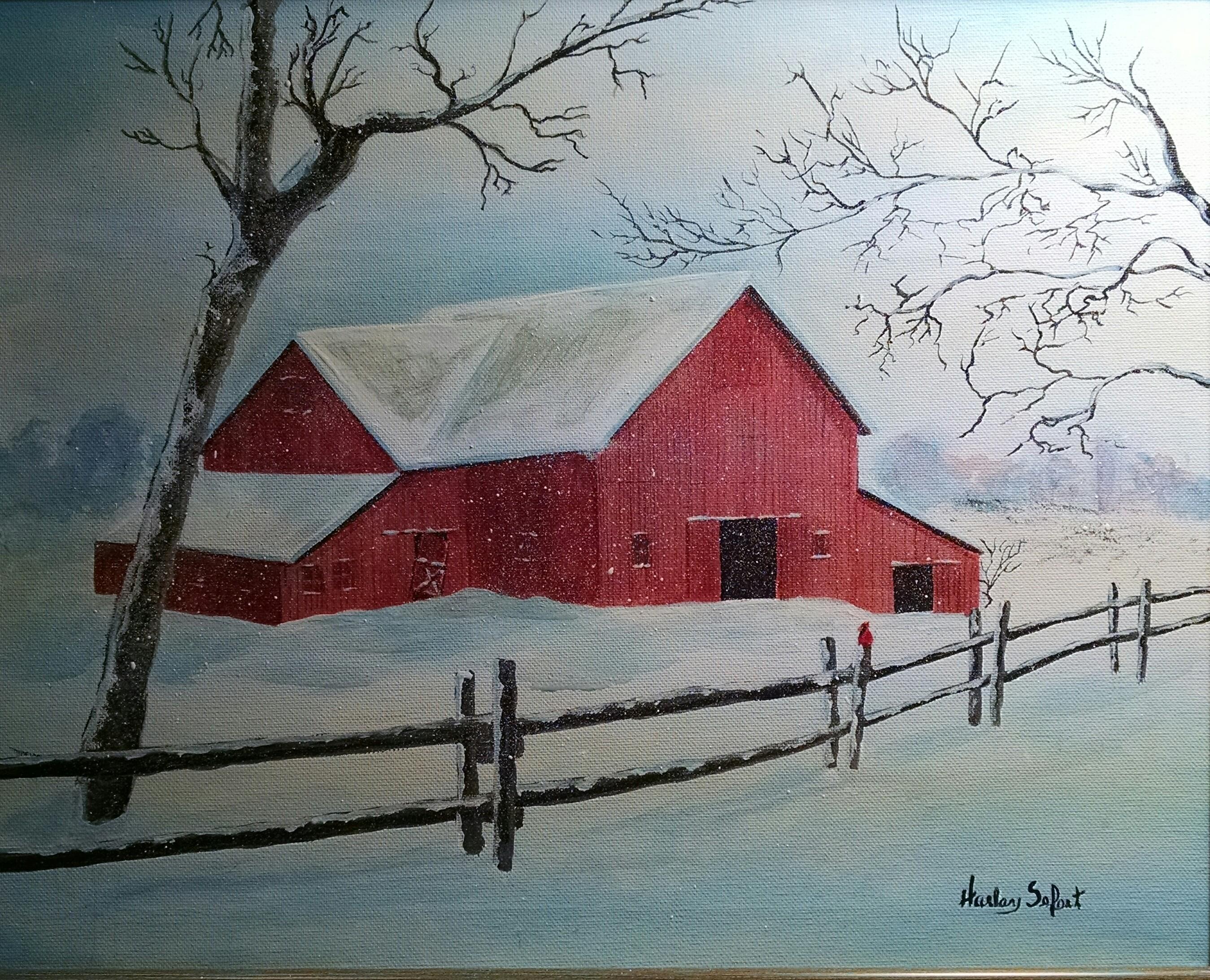 Ohio Barn #1,