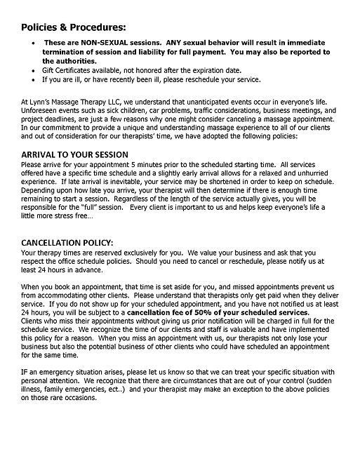 Policy and Procedures for Clients_Page_1
