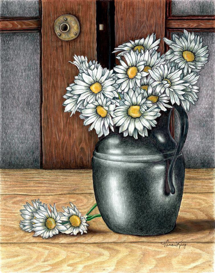 Daisy's Vase