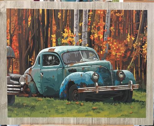 Retired Auto