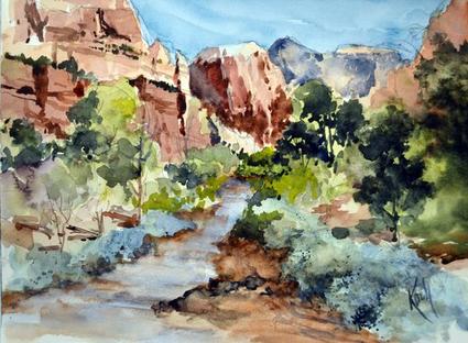 """""""Zion Trail"""""""