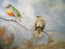The Autumn Bird
