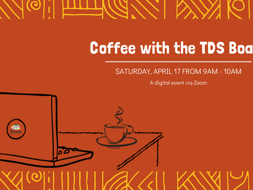 Join us for Coffee on April 17