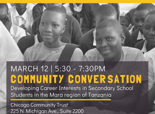 Community Conversation in Chicago