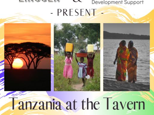 Tanzania at the Tavern