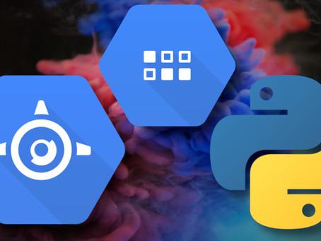 Quick Start: dev_appserver.py with  Datastore, App Engine Standard Python 3.7 & Django