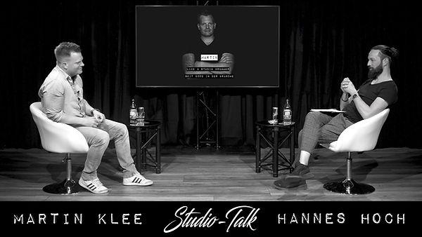 Martin Klee Hannes Hoch Kulturgesichter.
