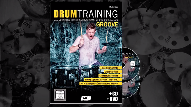 Martin Klee - Drumtraining Groove.png