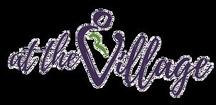 VillageLogo_at_the_village_w_baby_mom.pn