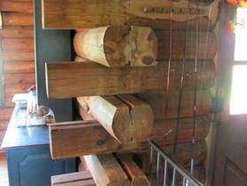 Log Cabin Inspection