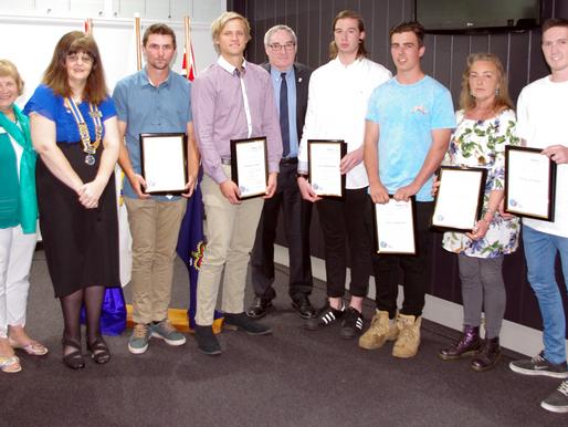 Star Apprentice Award Winners