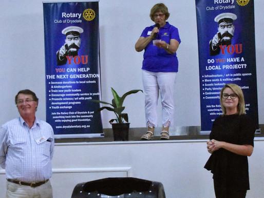 Congratulations Rotary Art Show Raffle Winners!