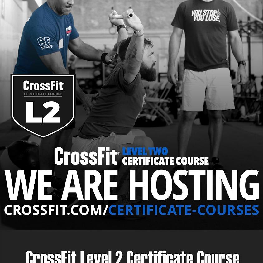 CrossFit Level 2 Certificate Course