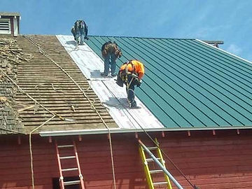 New Roof Installations in Kennewick