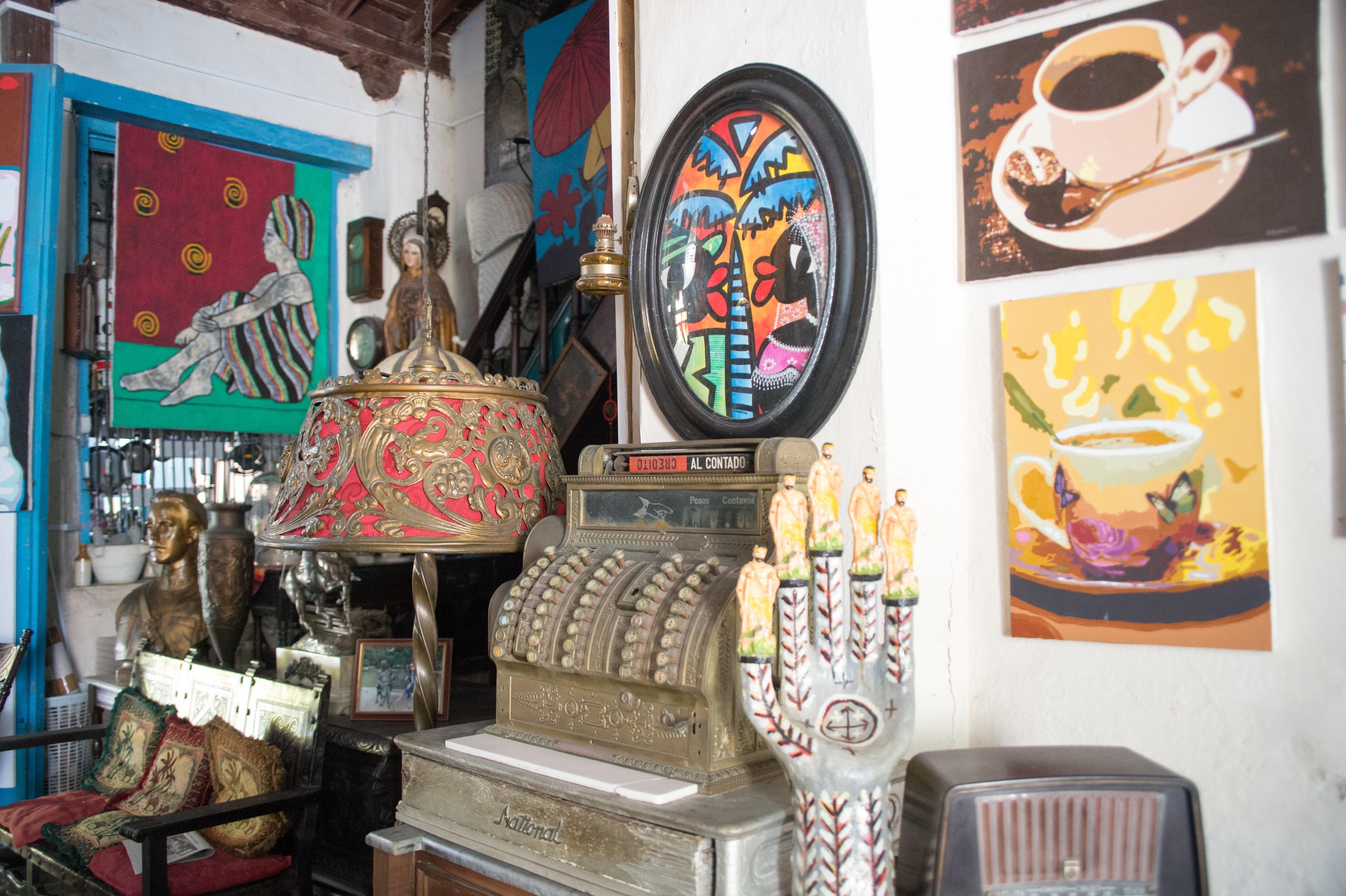 Cuba atelier di artista