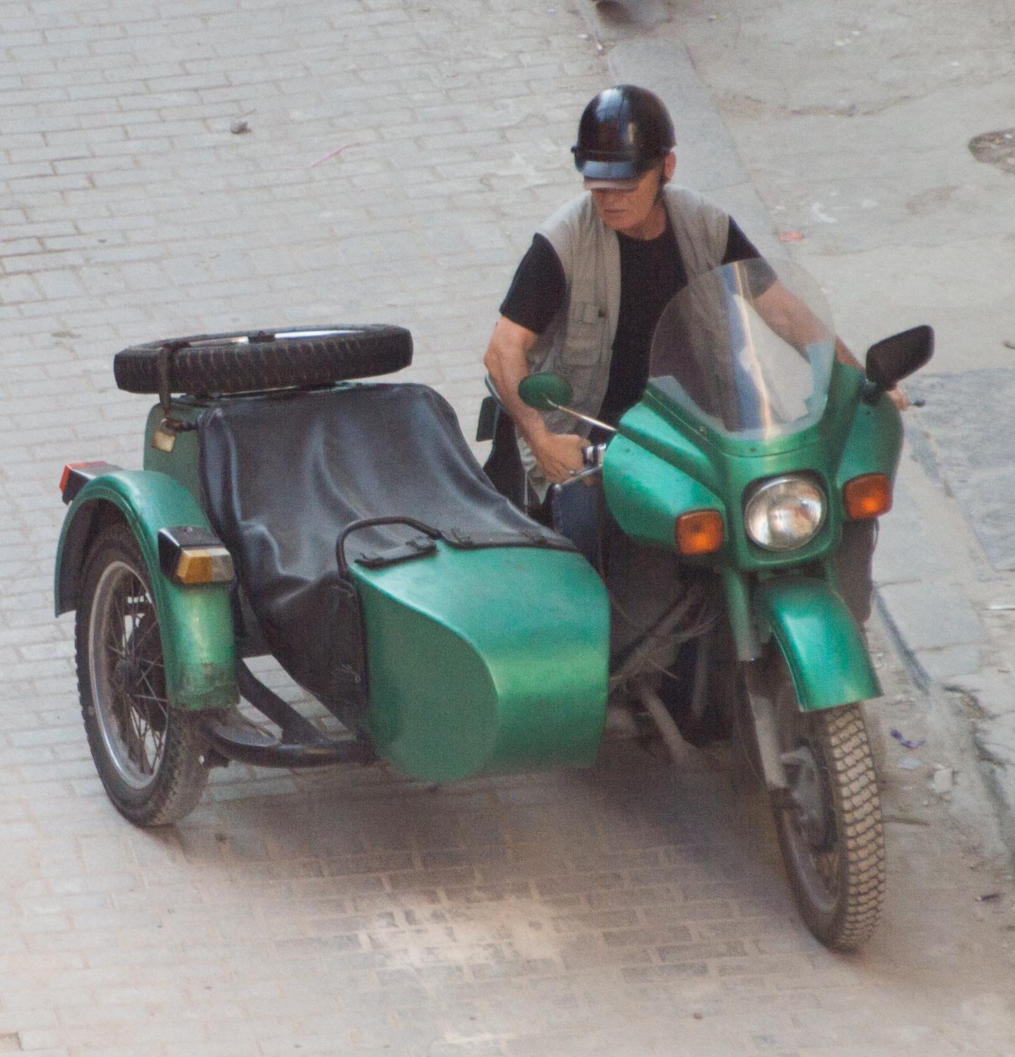 Habana sidecar russo