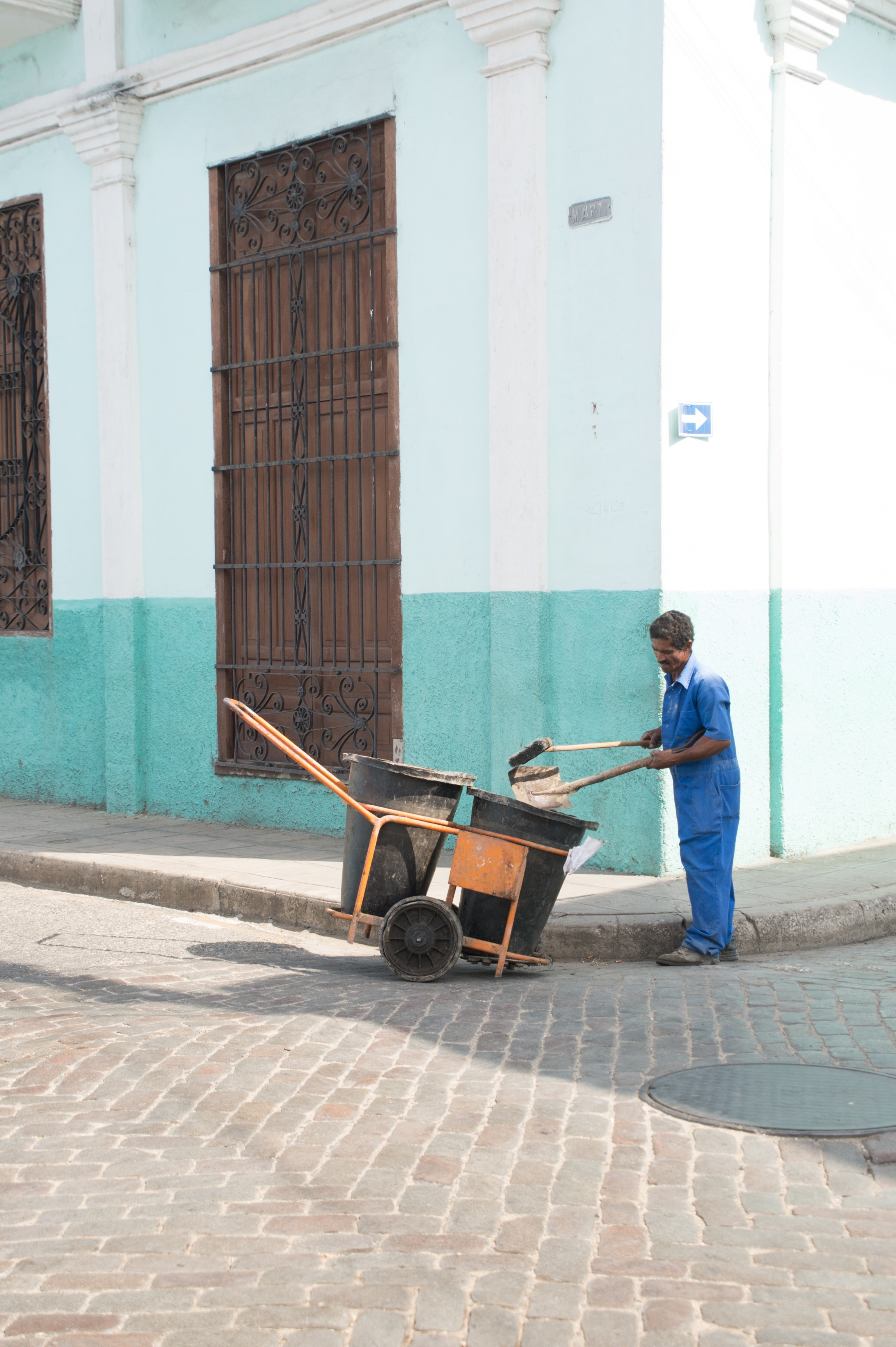 Cuba antichi mestieri