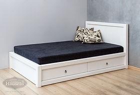 מיטת נוער דגם אלמוג