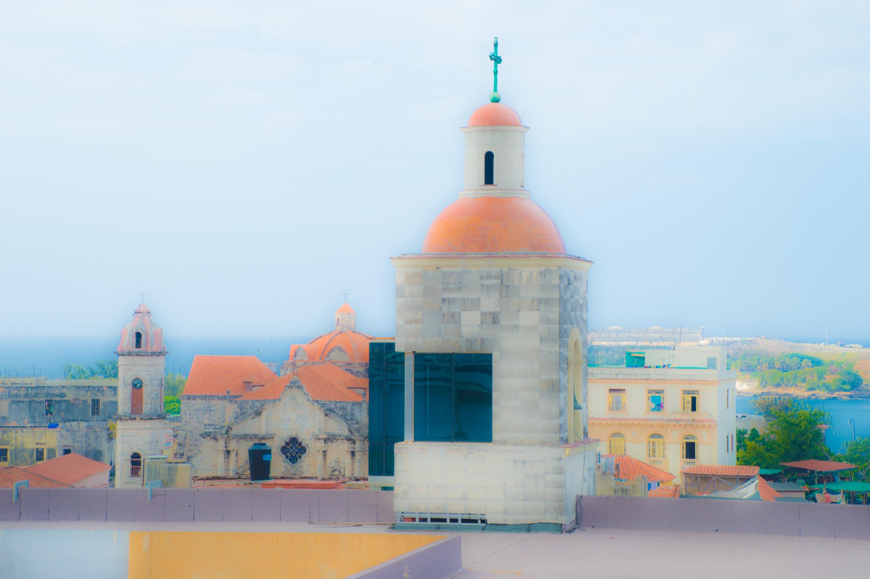 Habana la terrazza di Hemingway
