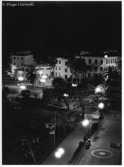 Portoscuso di notte