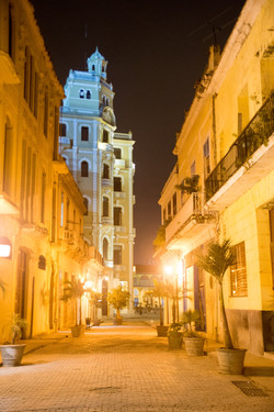 Habana Via Mercaderes
