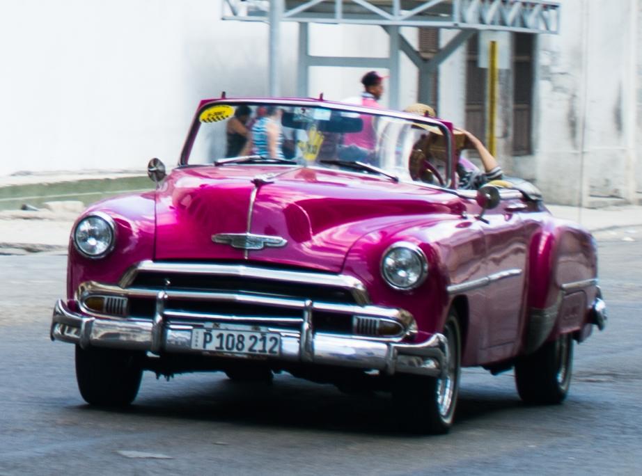 Habana auto coloniali