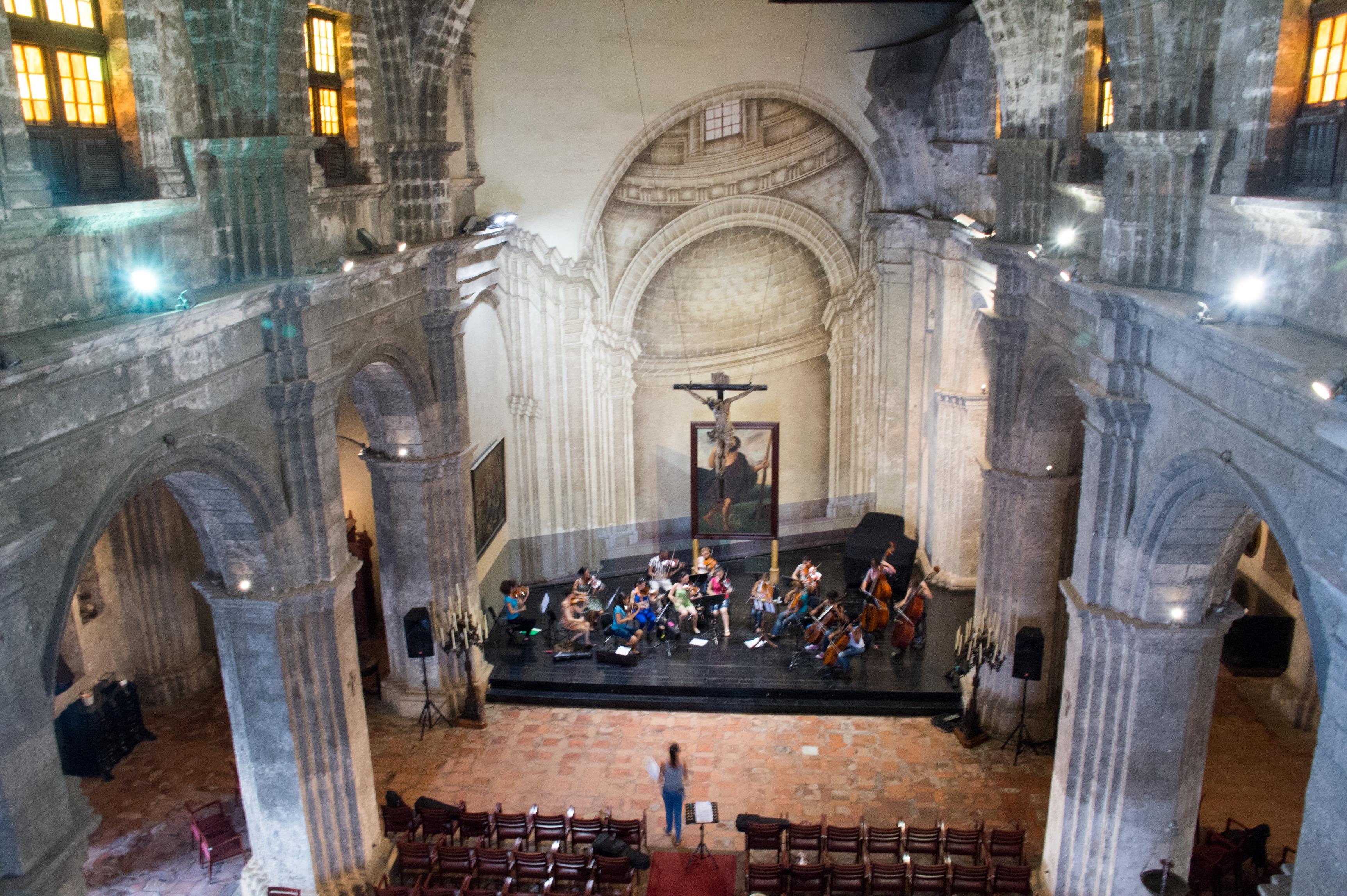 Habana orchestra femminile